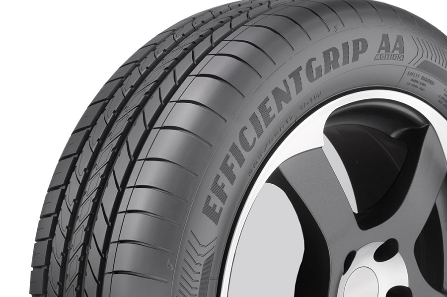 Nuovo EfficientGrip Goodyear AA