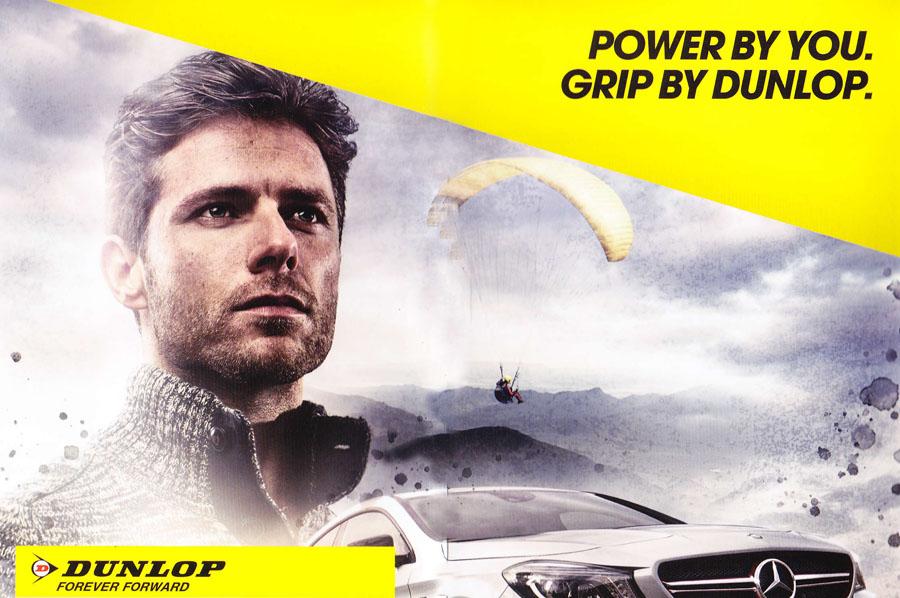 Catalogo gomme estive proposte da Dunlop