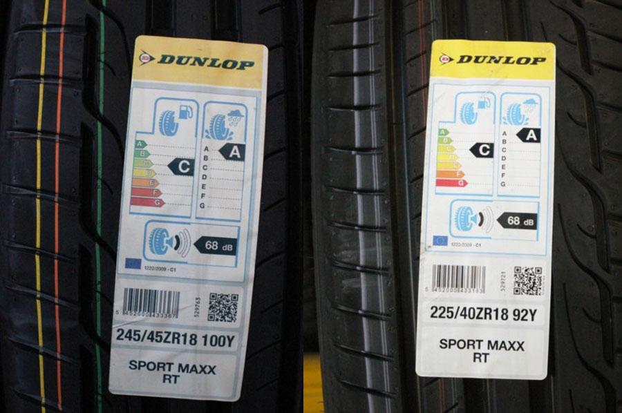 Promozione Dunlop Sport Maxx RT