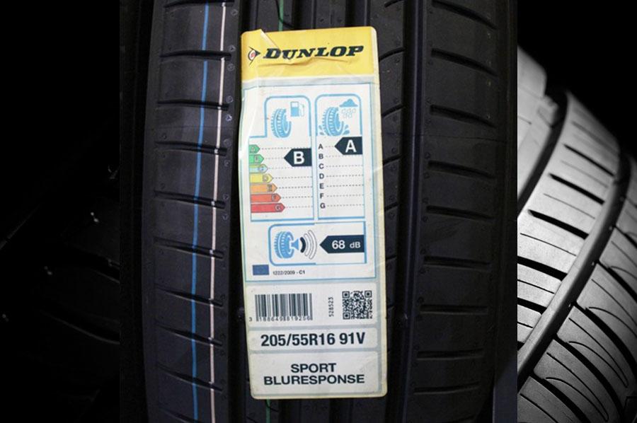Promozione Dunlop Sport Blue Responsive