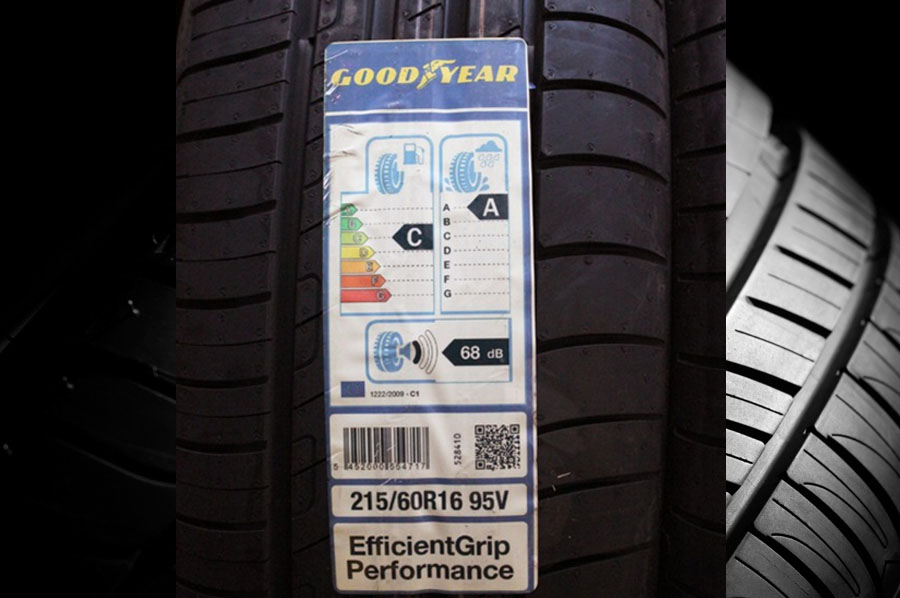 Promozione Goodyear Efficient Grip Performance