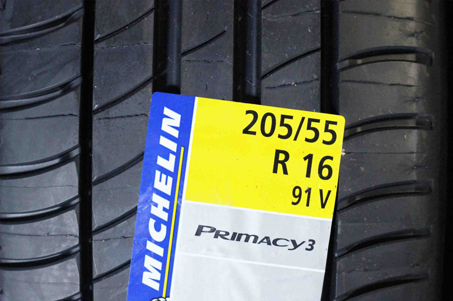 Offerta Michelin Primacy 3 205/55 R16 91V