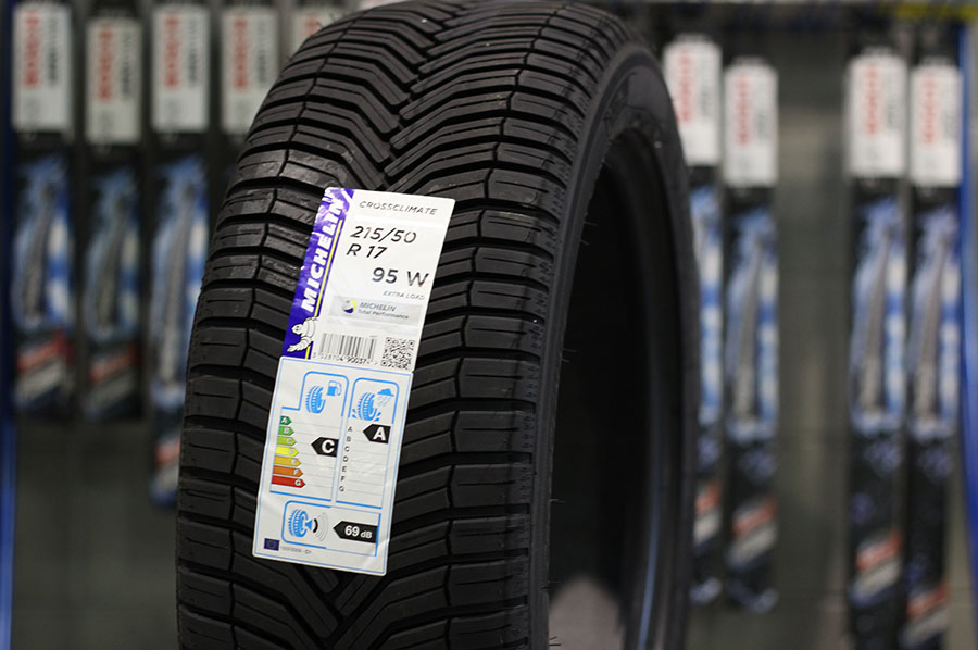 Michelin CrossClimate 215/50 R17 95W