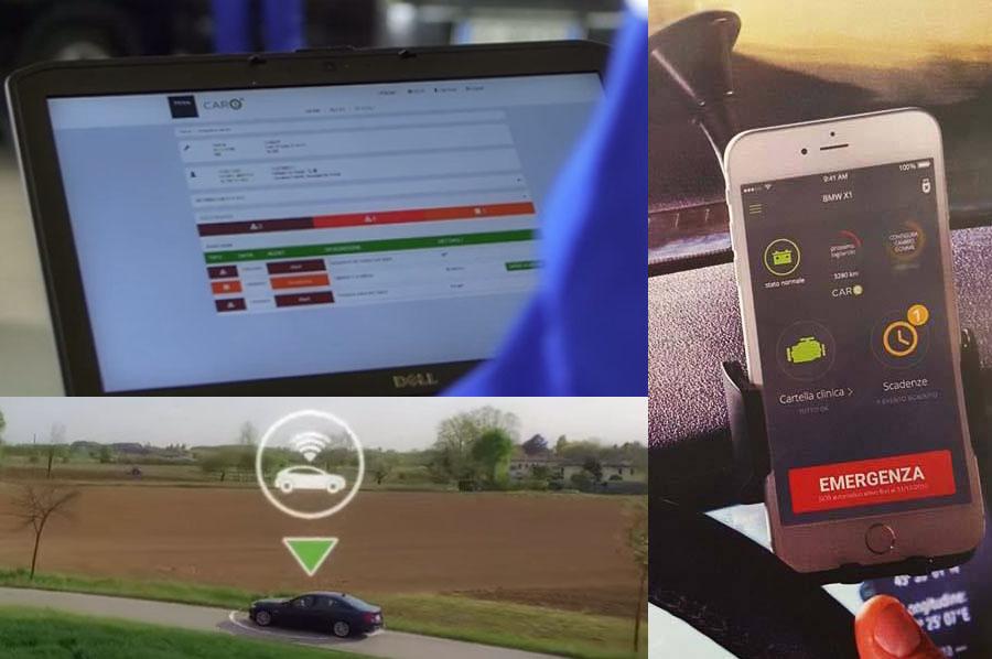 Nuovo sistema TEXA CARe V4