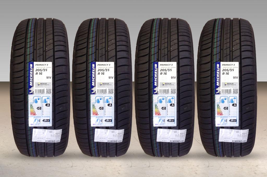 Offerta pneumatici Michelin 205/55 R 16
